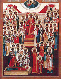 Holy Fathers of the 7th Council