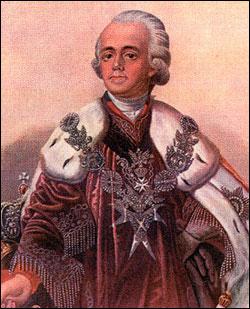 Картинки по запросу Император Павел Первый