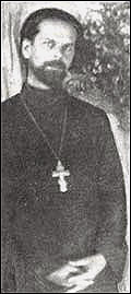 Priest Alexander Elchaninov.