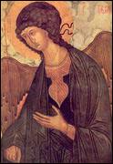 Archangel Gabriel, 15th century