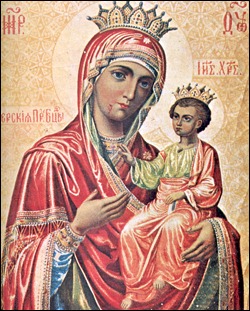 Iveron Icon of Mother of God
