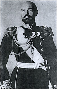 Grand Duke Sergey Mikhaylovich