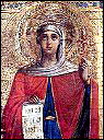 Great-martyr Parasceva.