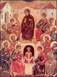 Descent of the Holy Spirit upon the Apostles