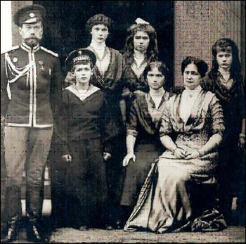 The holy Royal Family