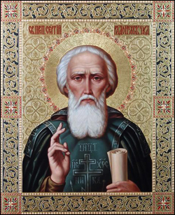 Saint Sergius of Radonezh