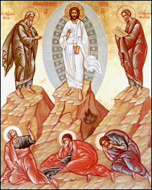 The Lord's Transfiguration